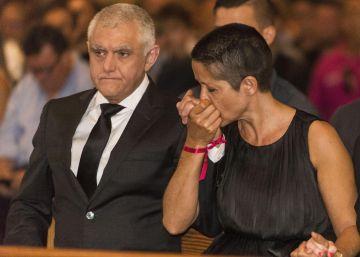 Funeral para dar el último adiós a Luis Salom