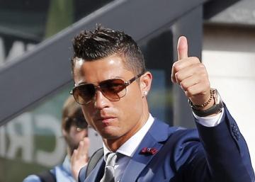 Cristiano Ronaldo, el deportista mejor pagado