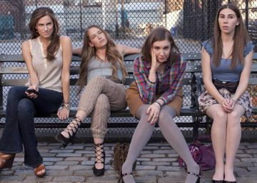 Las actrices de 'Girls', contra la violencia sexual
