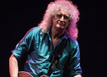 Brian May (Queen) quiere que Trump deje de usar 'We Are The Champions'