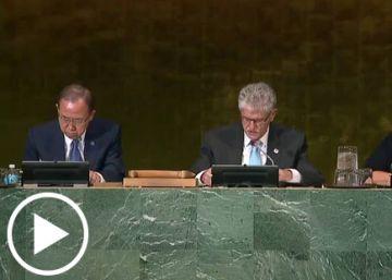 La ONU pacta acelerar la lucha contra el sida