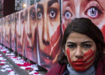 Fotos y bragas contra las 6 violaciones de mujeres por hora que hay en Brasil