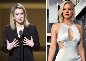 Jennifer Lawrence interpretará la historia de fracaso de Elizabeth Holmes