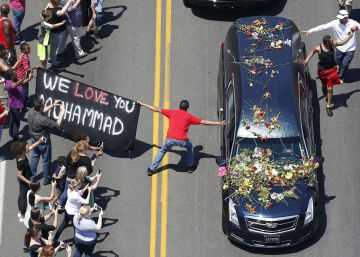 Funeral de Muhammad Ali: o adeus ao ídolo