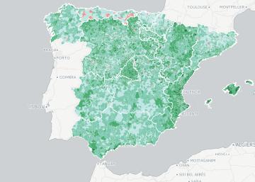 El declive del bipartidismo, por municipios
