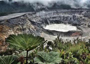 Crónicas desde Costa Rica: en el volcán Poás