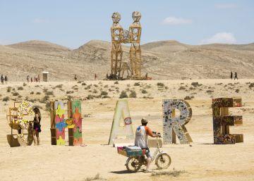 Midburn Festival. Expresiones artísticas en el desierto.