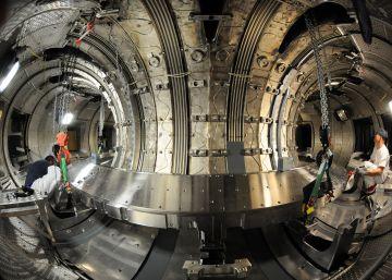 El Gobierno se compromete sin fecha a competir por el acelerador de fusión