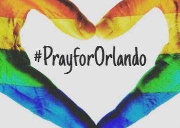 Las 'celebrities' se solidarizan con las víctimas de Orlando