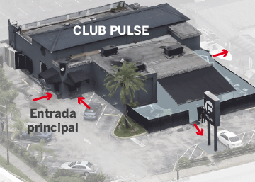 Crónica visual del atentado de Orlando