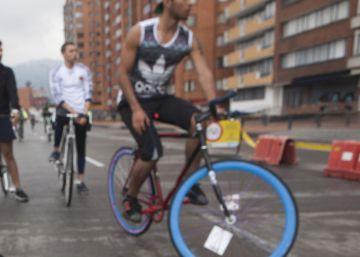 La bici reina en Bogotá