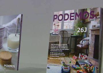 Así nació el programa de Podemos al estilo Ikea