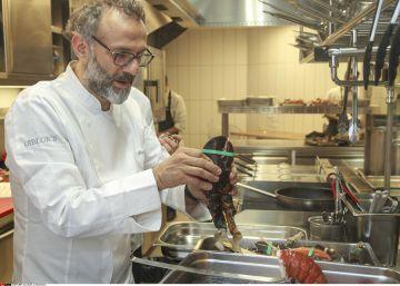 ¿La pizza galáctica? El chef del mejor restaurante del mundo recomienda...