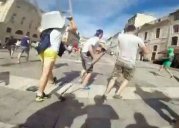 La violencia de los ultras rusos, desde dentro