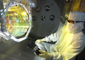 Una nueva señal confirma las ondas gravitacionales