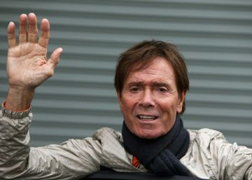 Cliff Richard, libre de cargos por abusos sexuales