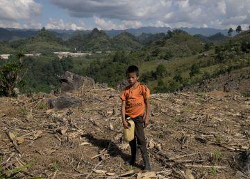 Cahabón, el río indígena que están secando en Guatemala