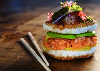 La 'burger sushi' y otras tendencias 'foodie'