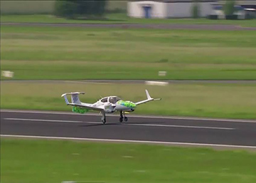 Algas serán el nuevo combustible para aviones