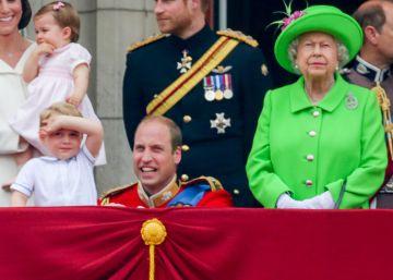 La reprimenda de Isabel II a su nieto el príncipe Guillermo
