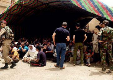 Primeros frutos en Irak