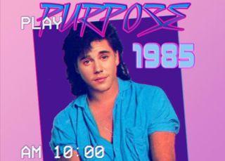 Cómo sería Justin Bieber si hubiese triunfado en los 80