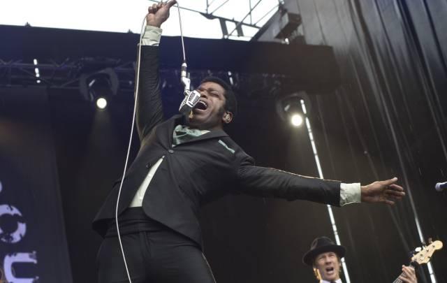 El cantante neoyorquino Ty Taylor.
