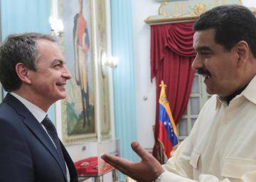 A Caracas se llega por Santo Domingo