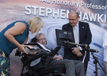 Hawking ya tiene despacho en Canarias