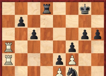 Carlsen gana Lovaina (I)