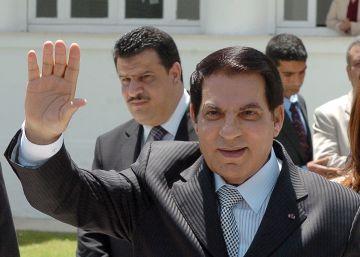 Un imitador de Ben Alí causa estupor en Túnez