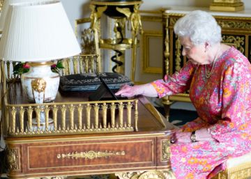Isabel II, una reina tuitera