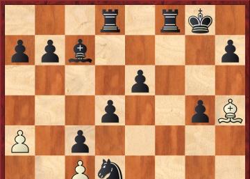 Carlsen gana Lovaina (II)