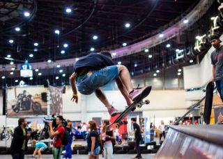 Mulafest rinde tributo a la era dorada de los 'skaters' en Madrid