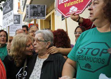 """Las peticiones de la PAH para una """"política social de vivienda"""" tras el 26-J"""