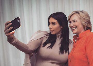 Los famosos celebran el Día Nacional del Selfie