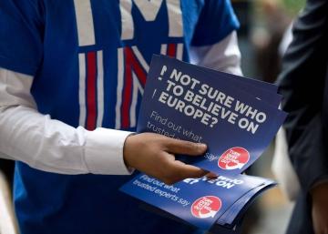 Brexit: El miedo a la migración como arma de campaña