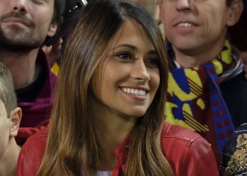La felicitación de Antonella Roccuzzo a Messi