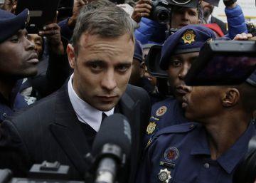 """Pistorius: """"Por momentos siento que no tengo derecho a vivir"""""""