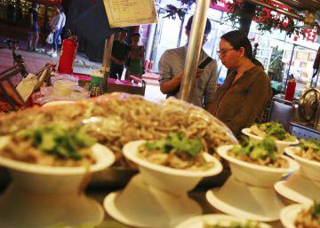 Adiós al mercado de los bichos en Pekín