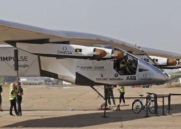 La simbólica aventura solar del Impulse II