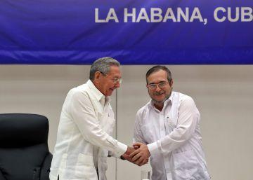 Colômbia no caminho da paz
