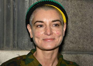 Sinéad O' Connor reaparece más política que nunca