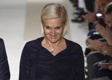 Dior ultima la contratación de Maria Grazia Chiuri
