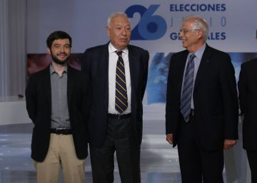 Resumen del debate electoral sobre Europa en EL PAÍS