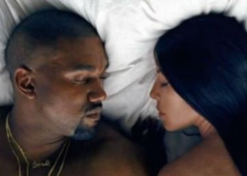 Kanye West desnuda a Taylor Swift, Trump y Bill Cosby en su nuevo vídeo