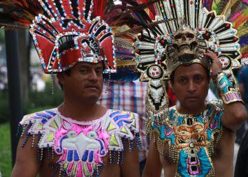 Las imágenes del Orgullo gay en México