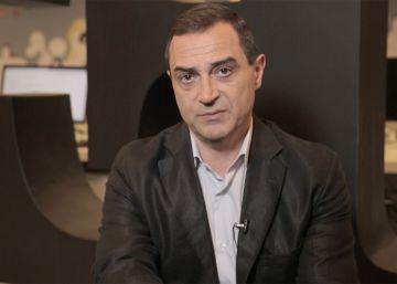 Rafa de Miguel, redactor jefe de España de EL PAÍS.
