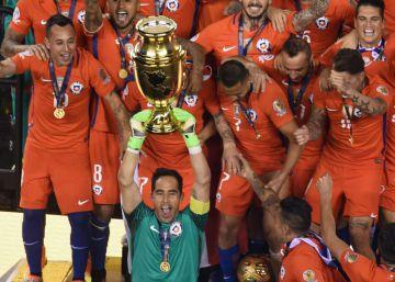 La final de la Copa América 2016, en imágenes
