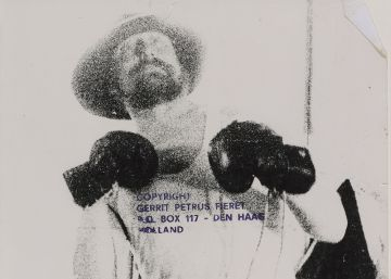 Gerard Petrus Fieret, un outsider de la fotografía
